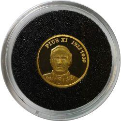 10$ Pius XI, Papieże