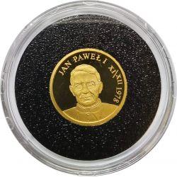 10$ Jan Paweł I, Papieże