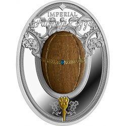 2$ Jajo z Brzozy Karelskiej, Faberge