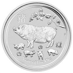 50¢ Rok Świni