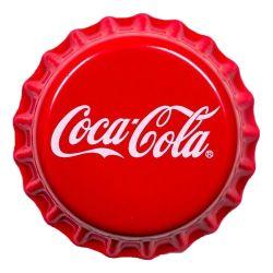 1$ Coca-Cola, Bottle Cap
