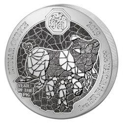 50 Francs Rok Świni