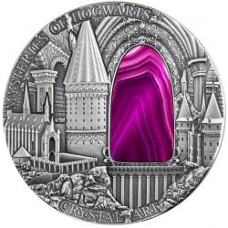 2$ Hogwarts Castle - Crystal Art