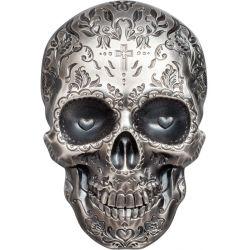 5$ La Catrina Skull