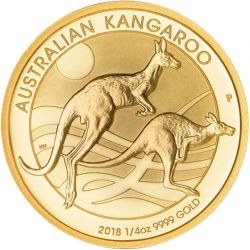 25$ Australijski Kangur