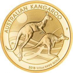 50$ Australijski Kangur