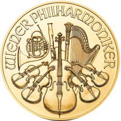 10 Euro Wiedeński Filharmonik