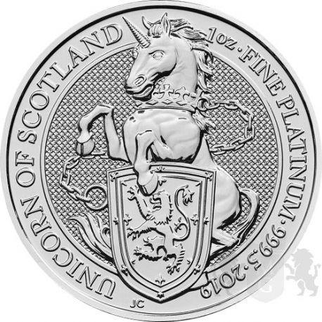 100£ Jednorożec - Bestie Królowej