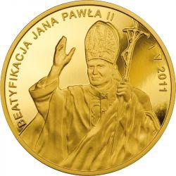 1000 zł Beatyfikacja Jana Pawła II - 1 V 2011