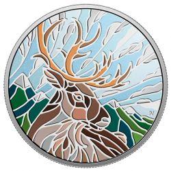 20$ Renifer - Mozaiki Kanadyjskie