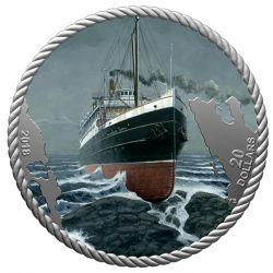 20$ Zatonięcie SS Princess Sophia