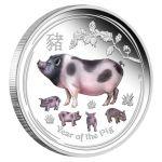 1$ Rok Świni