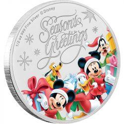 1$ Życzenia Świąteczne, Disney