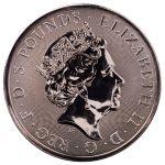 5£ Płonący Jednorożec - Bestie Królowej