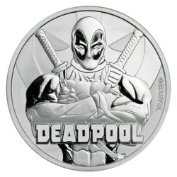 1$ Deadpool - Marvel