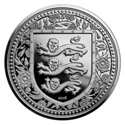 1£ Royal Arms of England