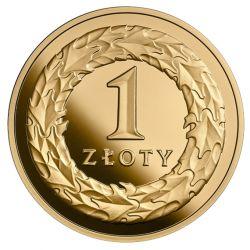 1 zł Złotówka - 100th Anniversary of Regaining Independence by Poland