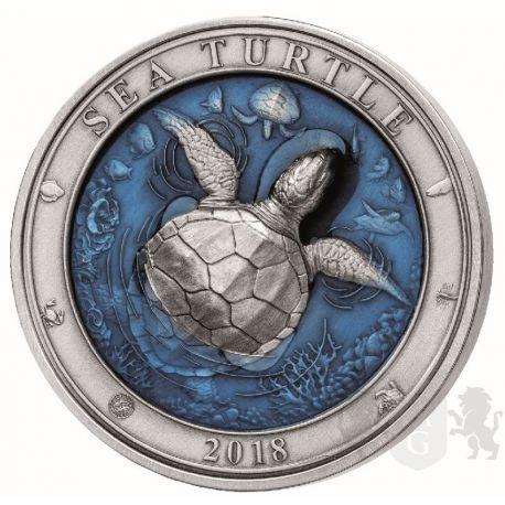 5$ Żółw - Podwodny Świat