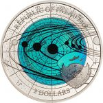 2$ Uran Niobium - Układ Słoneczny
