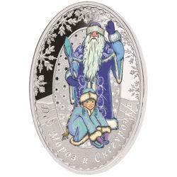 5$ Dziadek Mróz i Królowa Śniegu
