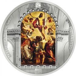 20$ Zmartwychwstanie Chrystusa, Tintoretto - Masterpieces of Art, Edycja Specjalna