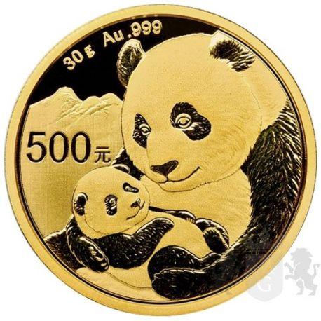 500 Yuan Chińska Panda