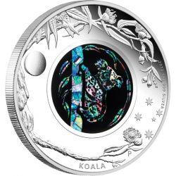 1$ Koala - Australijski Opal