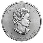 5$ Liść Klonowy