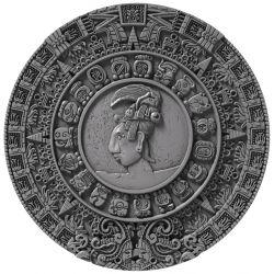 5$ Kalendarz Majów - Symbolika Archeologii