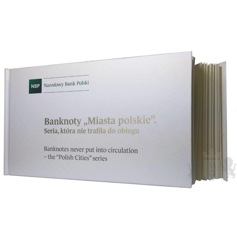 """Banknotes """"Polish Cities"""""""