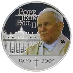 1$ Jan Paweł II 1920-2005