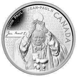 10$ Jan Paweł II Kanonizacja