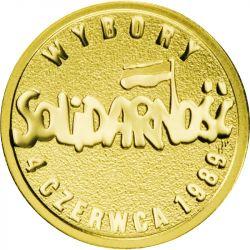 25 zł Wybory 4 Czerwca 1989 r. Solidarność
