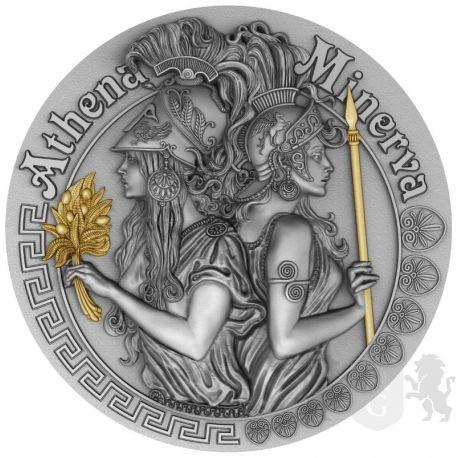 5$ Atena i Minerwa - Boginie