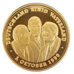 Zjednoczenie Niemiec 3 października 1990