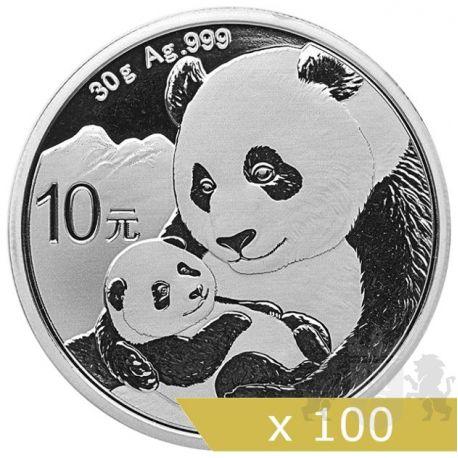 10 Yuan Chińska Panda