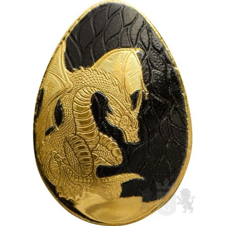 1$ Złote Smocze Jajo
