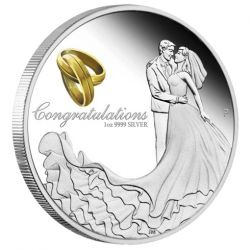 1$ Congratulations on Your Wedding