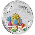 1$ Happy Birthday