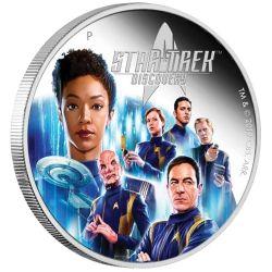 2$ Zespół Odkrywczy - Star Trek