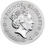 2£ Pałac Buckingham - Krajobrazy Wielkiej Brytanii