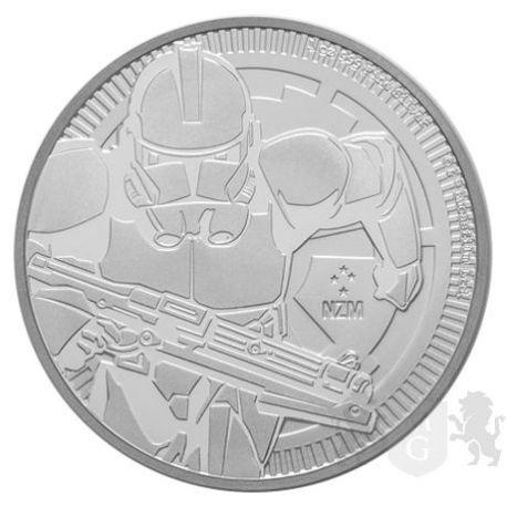 2$ Żołnierz-Klon - Star Wars
