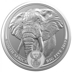 5 Rand Słoń - Wielka Piątka