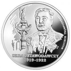 10 zł Sejm Ustawodawczy 1919-1922