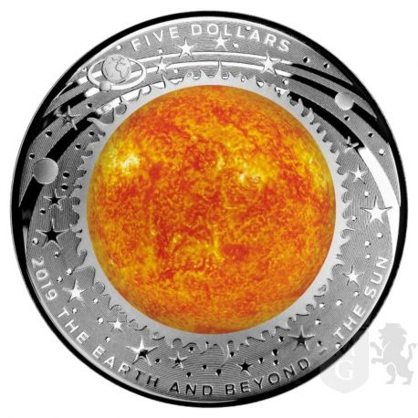 5$ Słońce - Ziemia i to, co poza nią