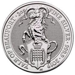 5£ Koziorożec - Bestie Królowej