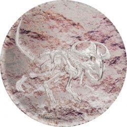 2000 Togrog Protoceratops - Życie Prehistoryczne