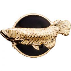10$ Złota Arowana - Dragonfish
