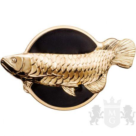10$ Golden Arowana - Dragonfish
