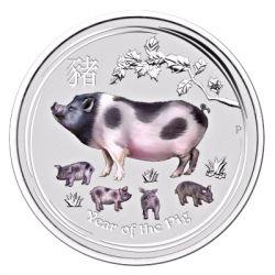 50c Rok Świni